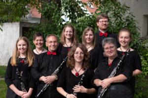 Klarinette und Oboe